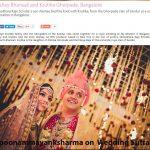 poonampayanksharma on wedding sutra
