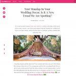 Beautiful Tent Wedding on WedMeGood