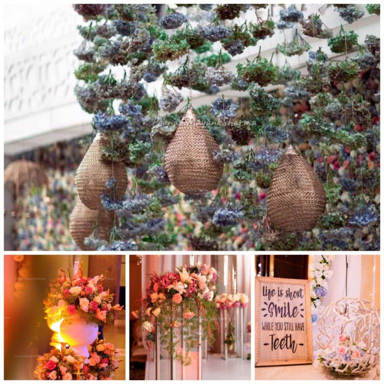 Floral Decor Wedding Planner