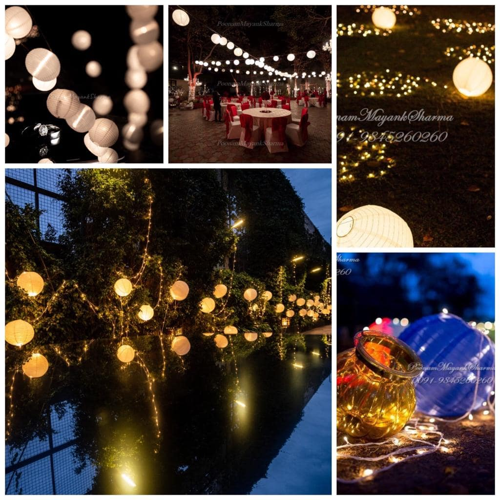 Lighting Wedding Planners in Bangalore