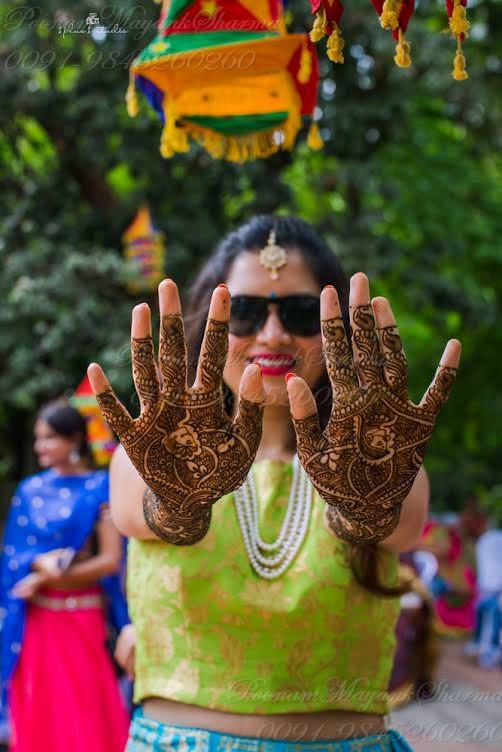 Mehendi Ceremony - Wedding Organiser