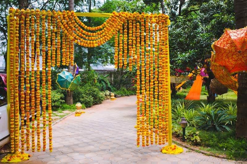 Floral Decor Wedding Planner