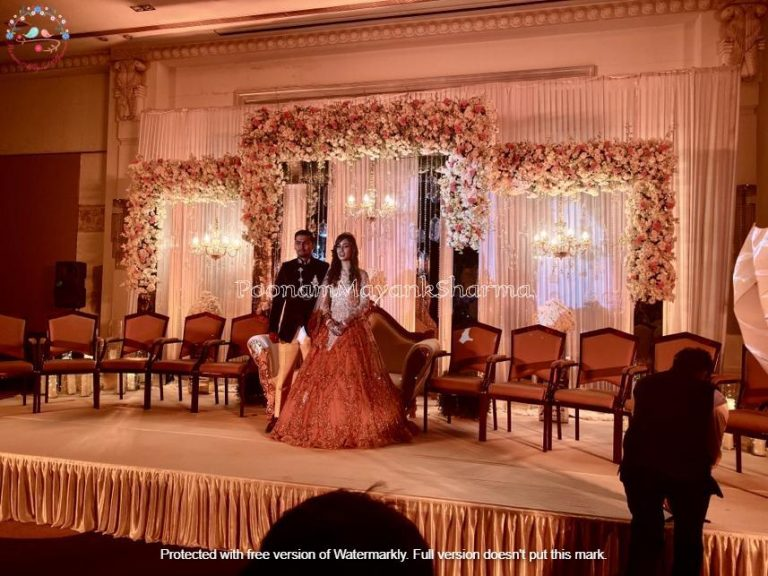 Classic Light Wedding Event Planner