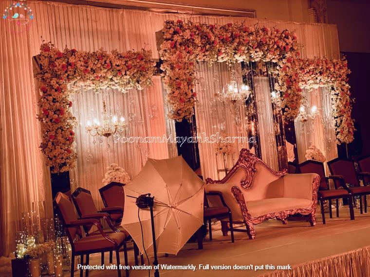 Classic Floral Wedding Planner Bangalore