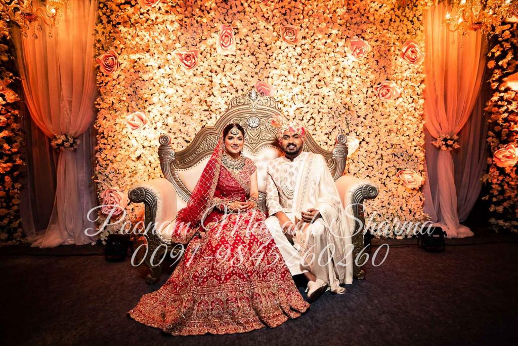 Isha and Sandeep Reception
