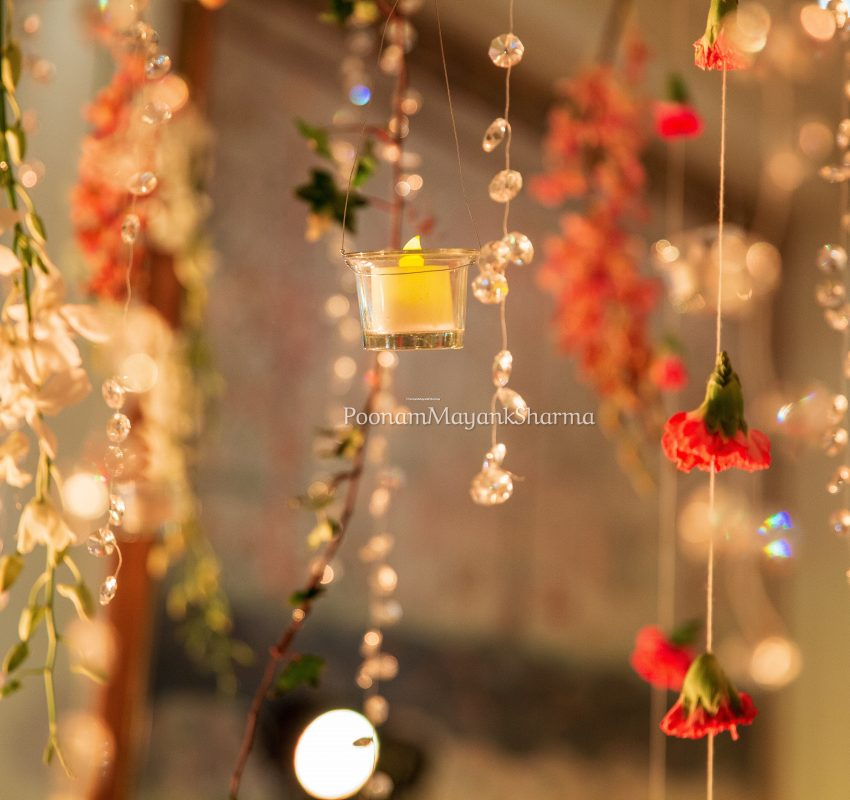 Classic Candle Light Wedding Planner