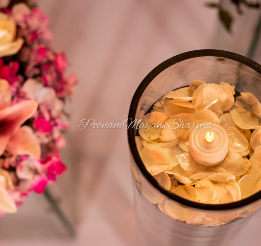 Candle Light Wedding Organizer