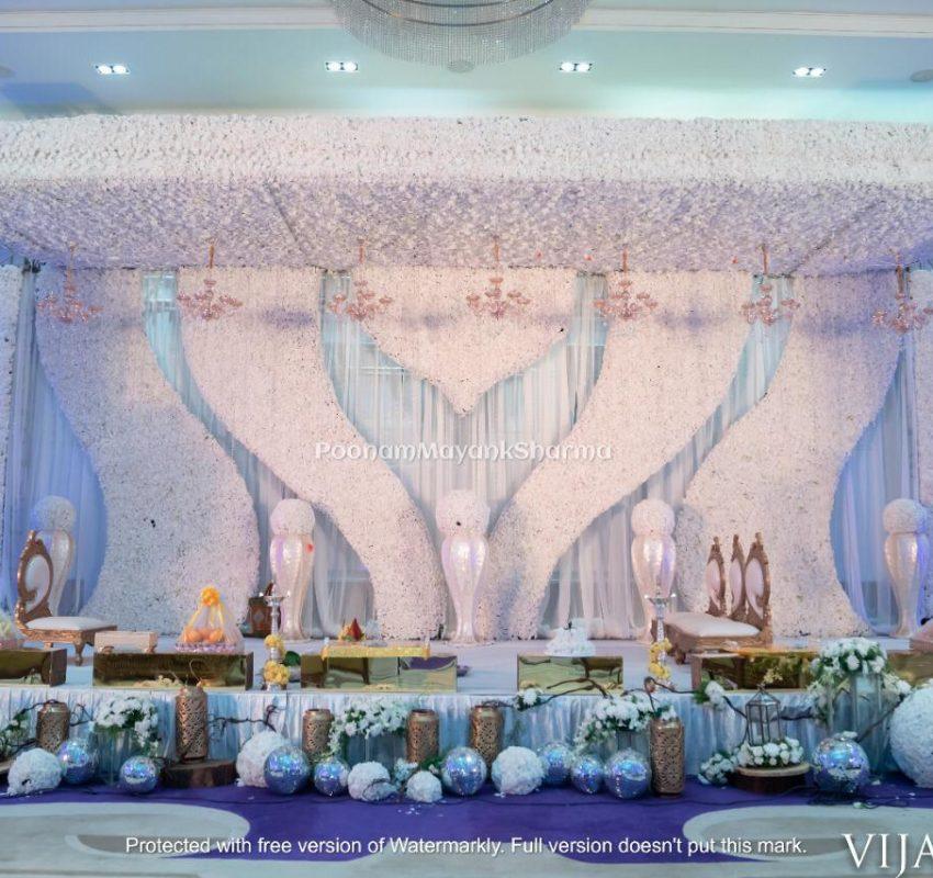 Floral Decor Wedding Planner Goa